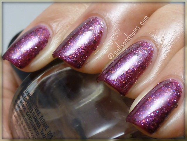 NerdLacquer - I Aim To Misbehave