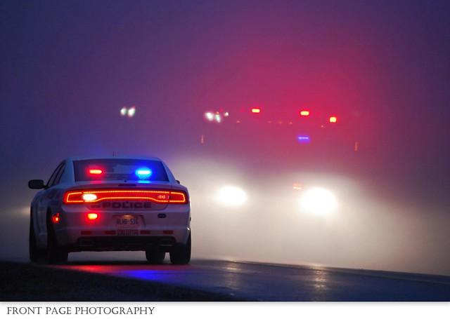C-K Police - Supervisor 602 - C-K Fire - 18-12, 18795 Erieau Rd. 3rd Alarm