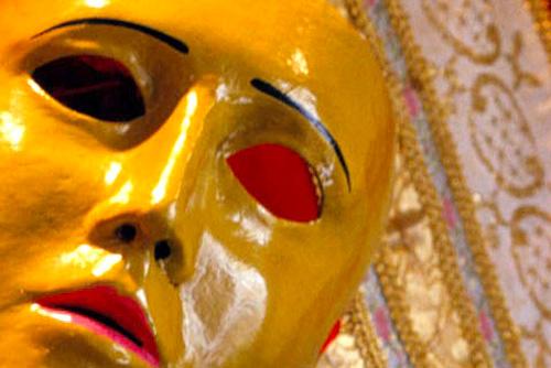 Maschera di Carnevale, foto di SardegnaCultura