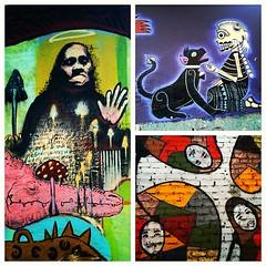 Oaxaca Street Art - Mexico