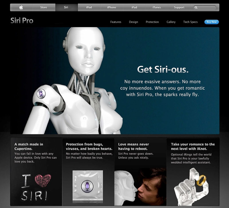 Apple Launches Siri Pro