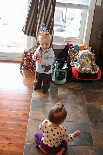 Braden's 2nd Birthday Party