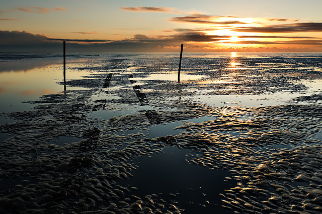 Maplin Sands The Broomway Flickr Photo Sharing