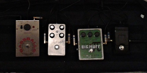 Bass Effects Rig