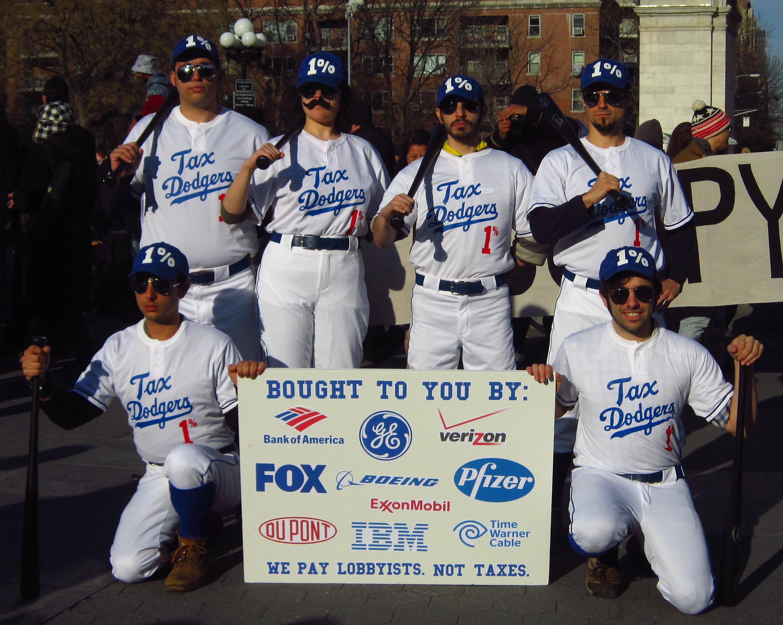 Tax Dodgers