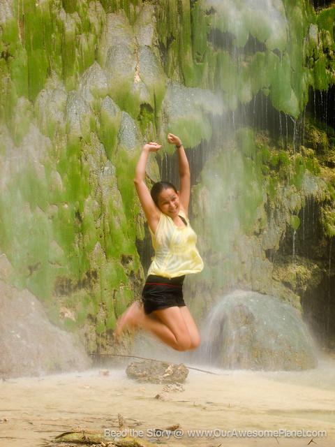 Tumalog Falls, Oslob, Cebu by Aman-7.jpg