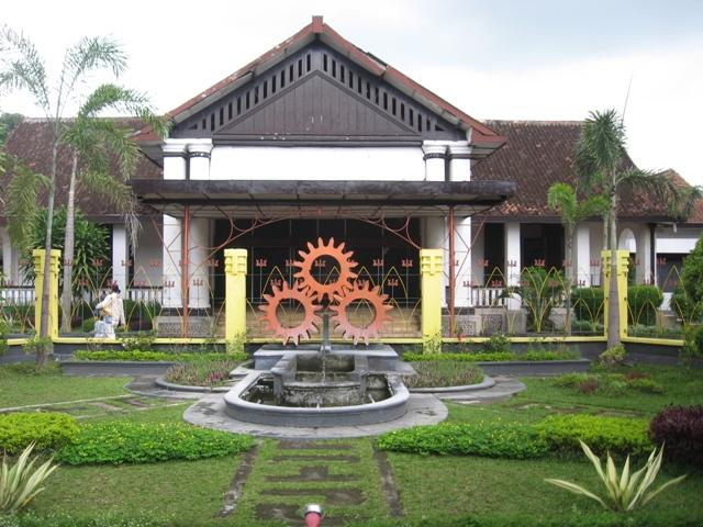 PORTAL KLATEN - Museum Gula Gondang Baru