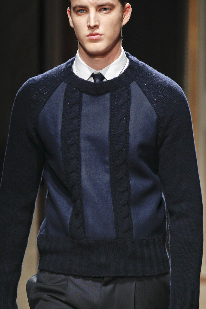 James Smith3533_FW12 Pitti Uomo Florence Valentino(Homme Model)
