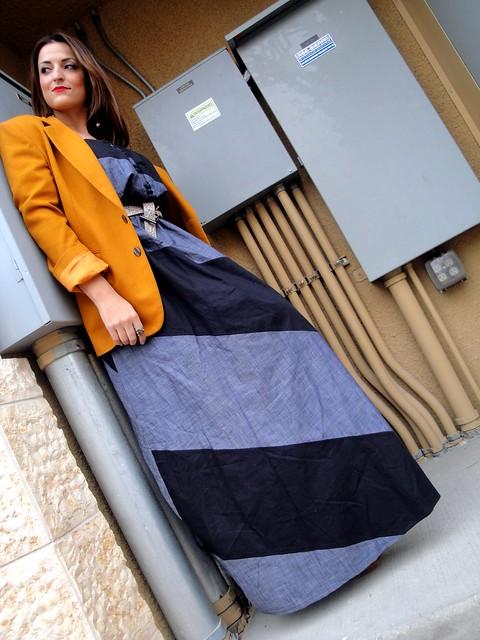 Dress C/O Eshakti