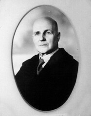 Louis Ey, Mayor 1946-52, 1959-60