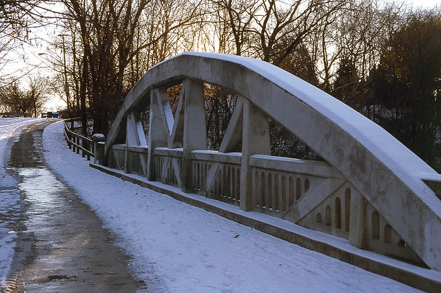 The Middle Road Bridge
