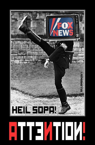 MSM GOOSE STEP by Colonel Flick