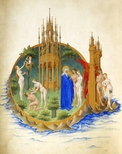 005- Très Riches Heures du duc de Berry -MS 65 F25V-Creditos-Wikimedia Commons user Petrusbarbygere