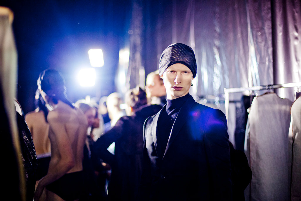 Diederik Van Der Lee3171_FW12 Paris Rick Owens(Photo of the Moment)