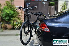 BNB Genesis Trunk/Hatch Bike Rack | If images does not appear please visit facebook.com/bnbrackph