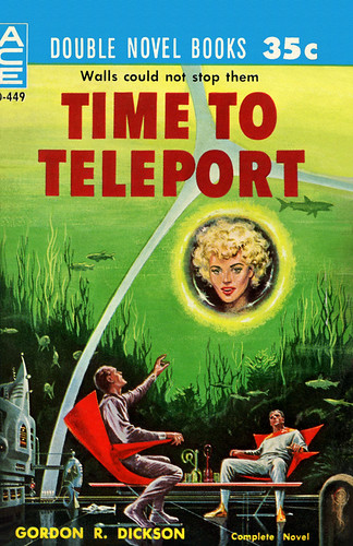 Time to Teleport