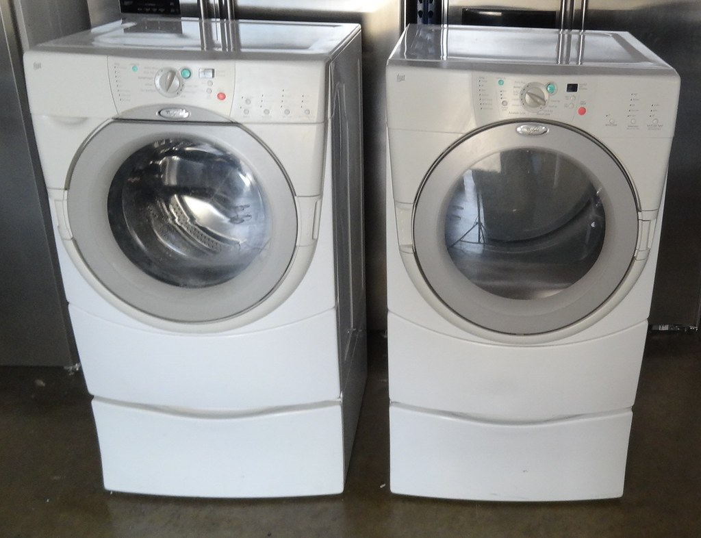Used Washer And Dryer Stackable Washer And Dryers: Whirlpool Washer And Dryer Combo