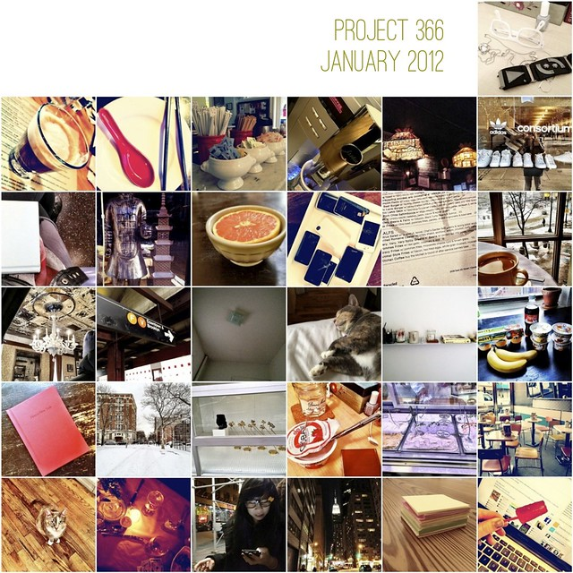 Project366: January