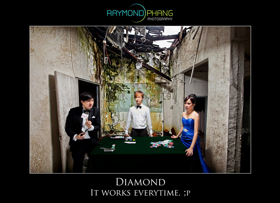 RaymondPhang - conceptualised pre-wedding - Aug 11