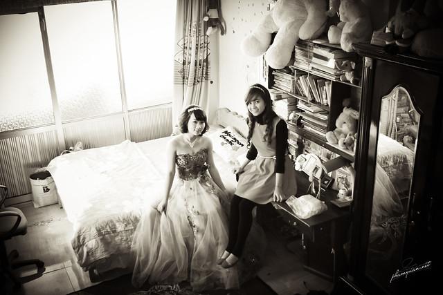 Photojournalism: Hà My + Đức Long