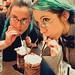 Sara & Liz by ckwright