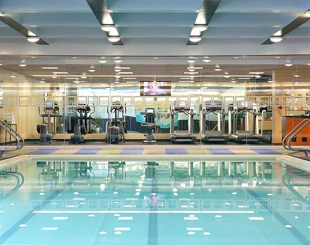 Pool And 24 Hour Fitness Center Flickr Photo Sharing