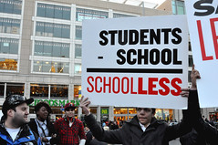 Occupy the Schools Feb 1, 2012