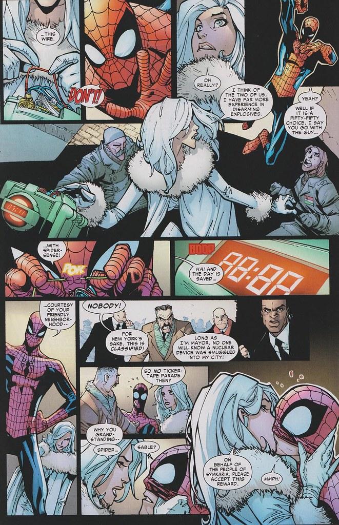 amazing spider-man #679