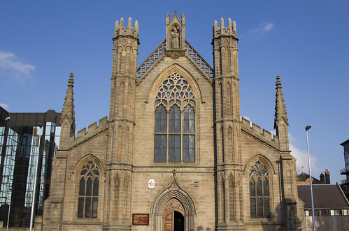 St Andrew's Cathedral in Glasgow