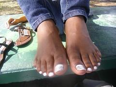Ebony Feet On Flickr 63