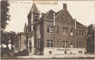 Hobart High School, date unknown