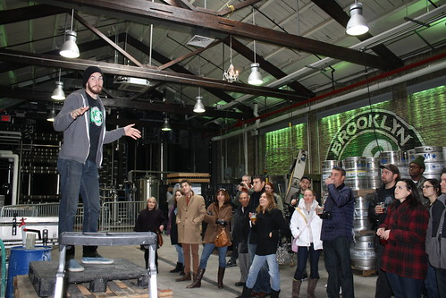 Brooklyn Brewery 2012