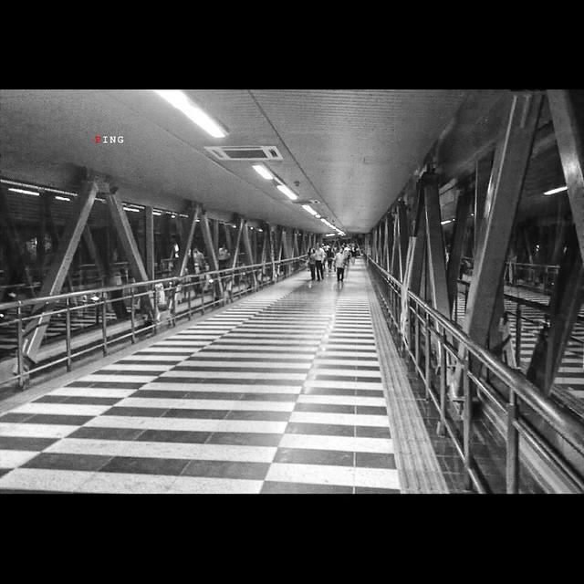 Bukit Bintang - KLCC Walkway