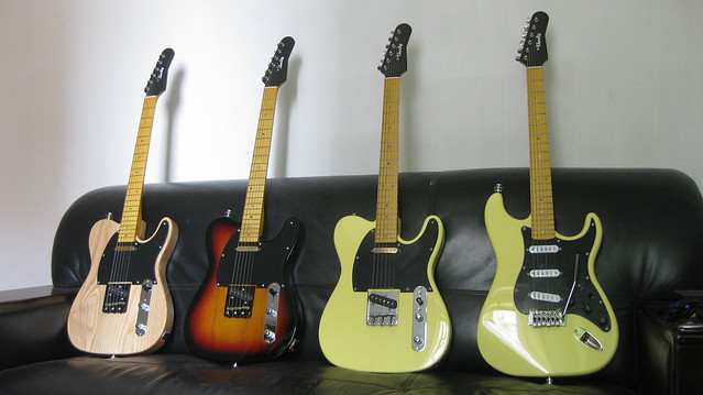Photo:【Charley Guitars】 Original Series Pro Sound Quality Guitars By Charley Guitars