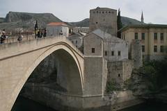 הגשר במוסטר - בוסניה והרציגובינה