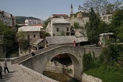 הגשר הקטן במוסטר - בוסניה והרציגובינה