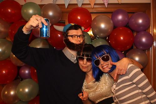 Ben, Sara, & Jill - 2/4/12