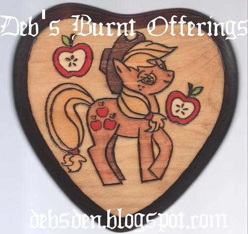 Applejack by Debra Arnold