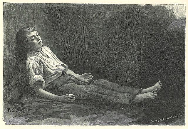 Brüder Grimm / Kinder- und Hausmärchen / Bild 130