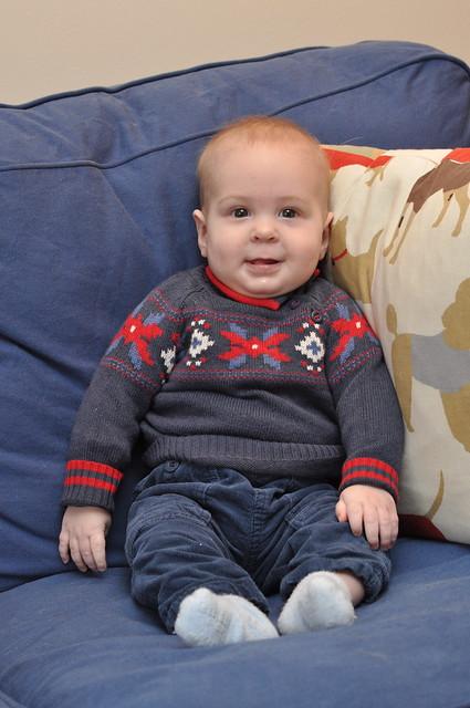 Theo - 5 months & 9 days