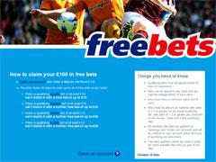 Sportingbet Free Bets Bonus
