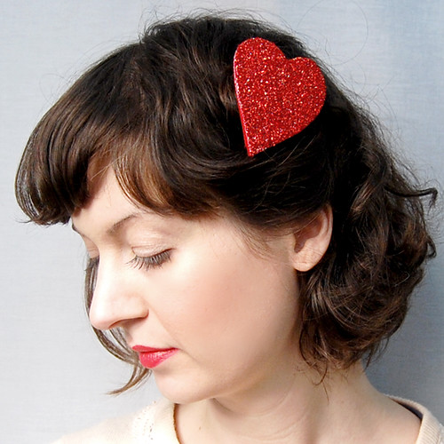 Giant Dwarf // Heartlette Barrette