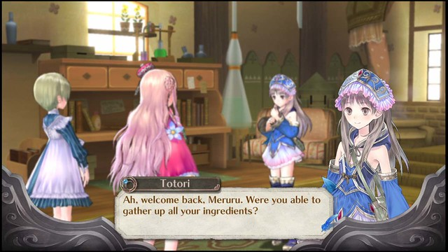 Atelier Meruru: The Apprentice of Arland (40)