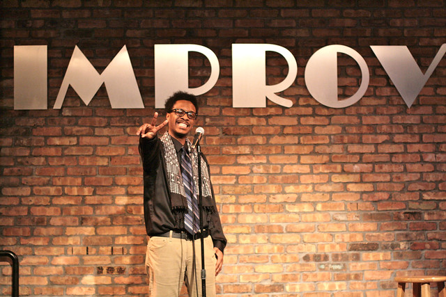 Paul Nyakatura @ the Improv