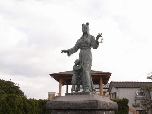 ヒスイの産地で『奴奈川姫』めぐり@新潟県糸魚川市