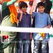 Kids join mother Priyanka Gandhi Vadra in Amethi