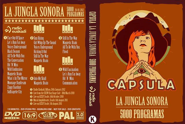 Capsula - La Jungla Sonora + KEXP Sessions