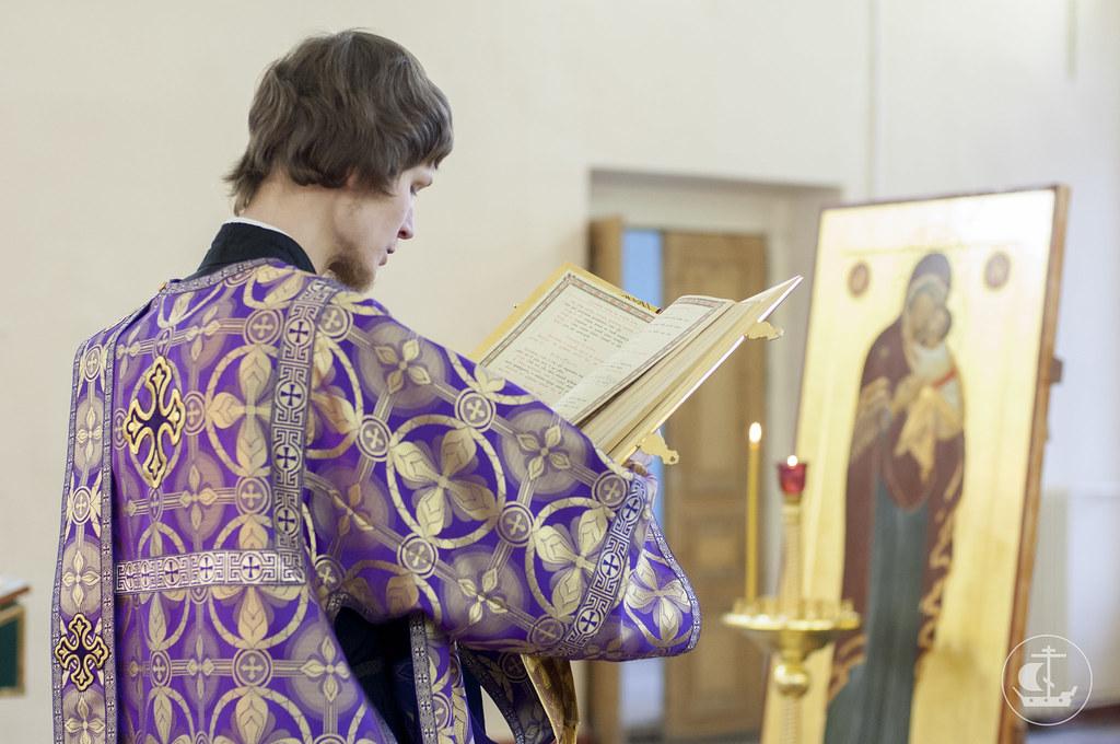 23 марта 2014, Литургия в Неделю Крестопоклонную / 23 March 2014, Liturgy on  the Sunday of the Veneration of the Holy Cross
