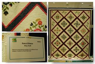 2014 PSLCQ Show - Quilts