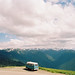 The van on the ridge {Redding, California photographer} by Taylor McCutchan